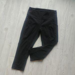 Lululemon cropped tights